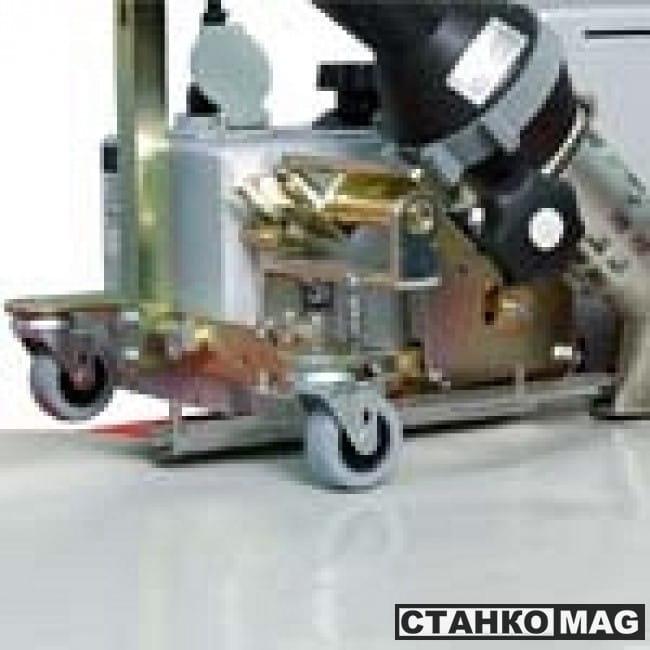 Автоматический сварочный аппарат для сварки баннеров, тентов FORSTHOFF P2