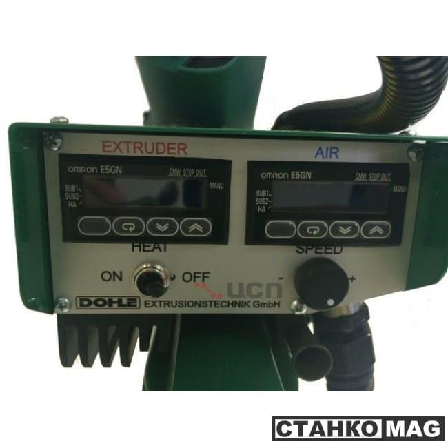 Dohle DX305 Ручной сварочный экструдер ExOn 3