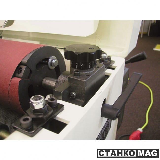Двухбарабанный шлифовально-калибровальный станок Jet DDS-237