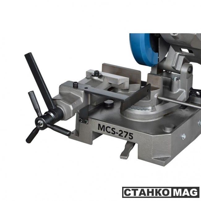Дисковый отрезной станок Jet MCS-275 400V