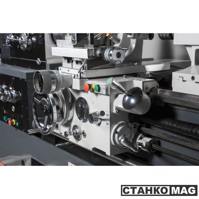 Jet GH-2040ZH DRO Токарно-винторезный станок серии ZH Ø500 мм