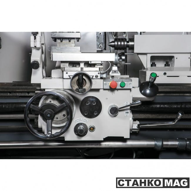 Jet GH-20120ZH DRO Токарно-винторезный станок серии ZH Ø500 мм