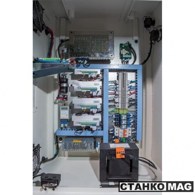 Jet JMD-X2S CNC Фрезерно-сверлильный станок с ЧПУ