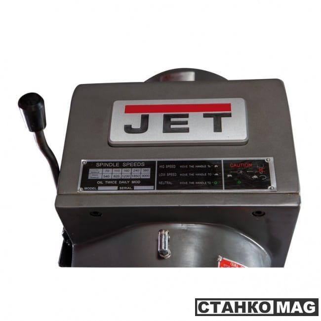 Вертикально-фрезерный станок Jet JTM-1050TS