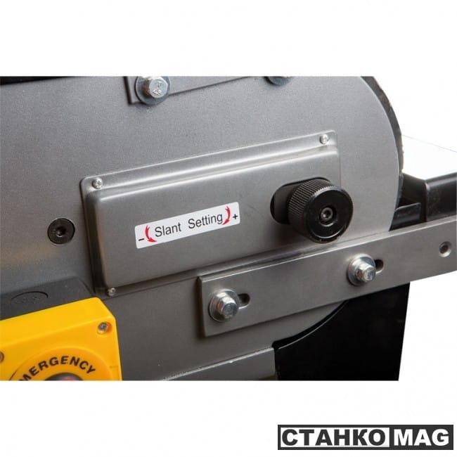 Ленточный шлифовальный станок Jet JBSM-150 400V