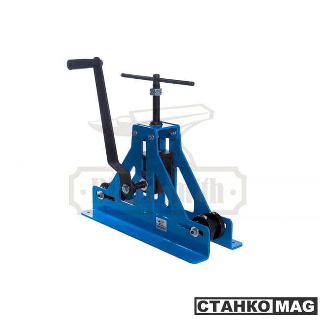 Blacksmith MTB10-40 Трубогиб ручной роликовый, профилегиб