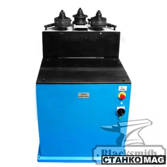 Трубогиб электрический роликовый, профилегиб Blacksmith ETB60-50HV