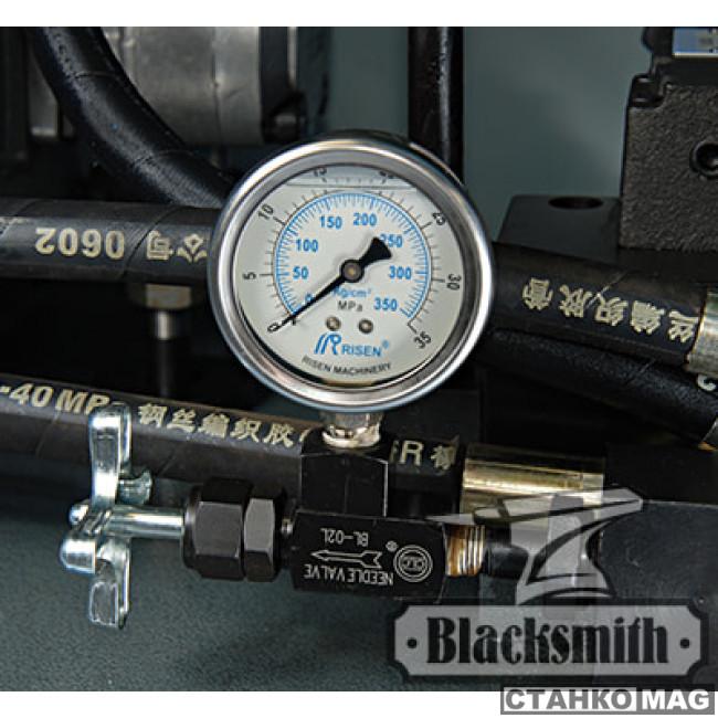 Кузнечный гидравлический пресс Blacksmith GP1-16