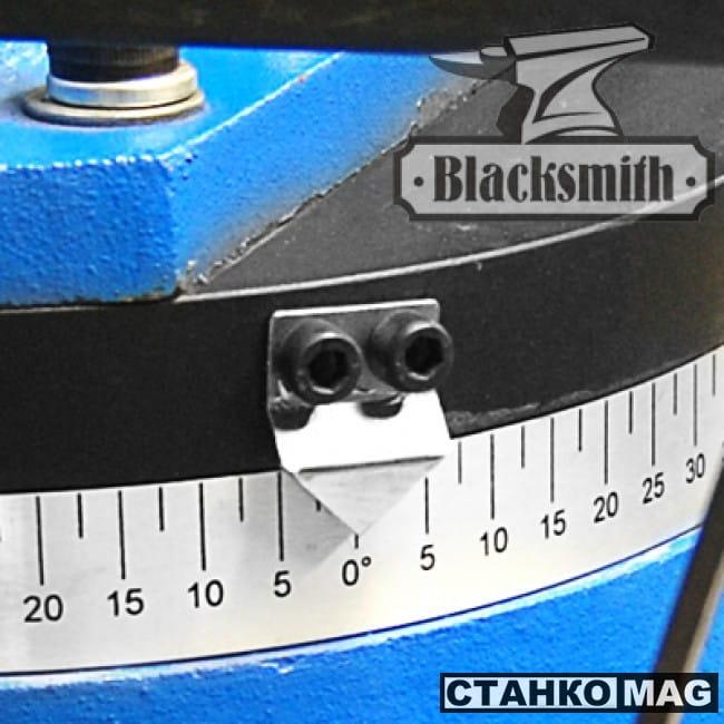 Blacksmith Ленточнопильный станок с ручным подъёмом\гидроразгрузкой опускания S20.12-H205x215-B