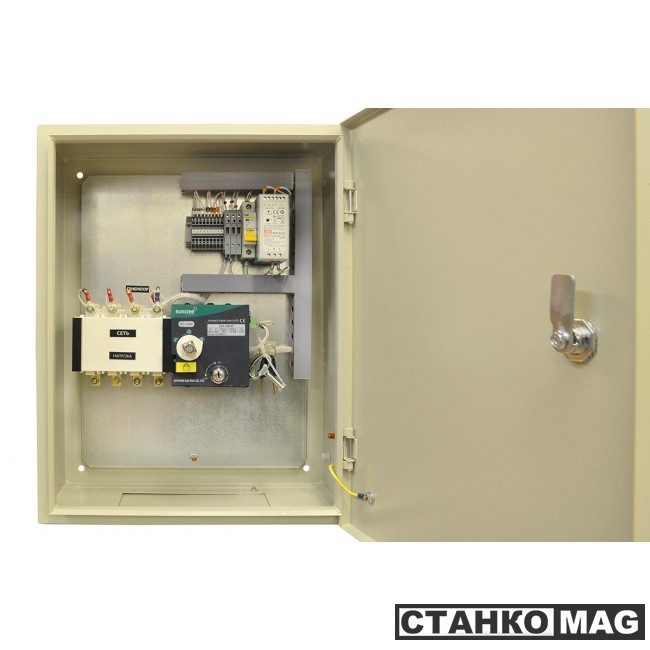 АВР 30-50 кВт СТАНДАРТ (100А) 010106 в фирменном магазине ТСС