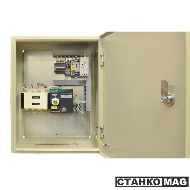 АВР 150-200 кВт СТАНДАРТ (400А, РКН) 010117 в фирменном магазине ТСС