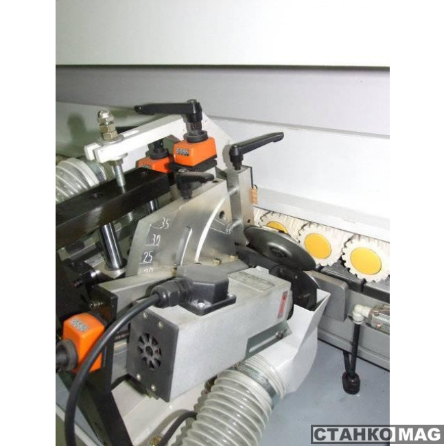 Автоматический кромкооблицовочный станок LTT MFB60 ОТ