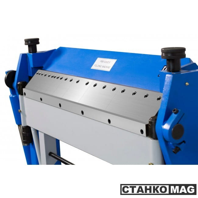 Blacksmith PBB 1020/2.5 Листогибочный ручной станок