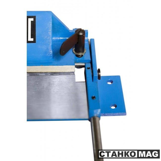 Blacksmith W1.2x1000 Листогибочный ручной станок