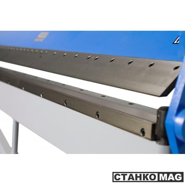 Blacksmith PBB 2520/1 Станок листогибочный сегментный ручной