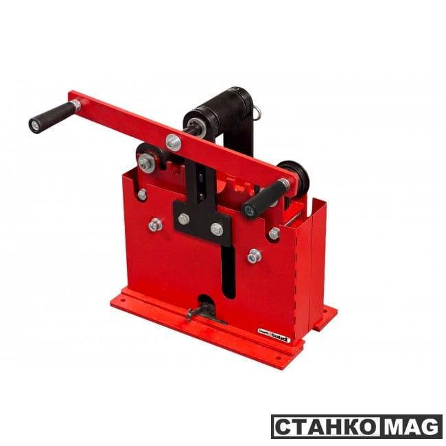 Трубогиб-профилегиб ручной роликовый Smart&Solid BLACKSMITH APV-100