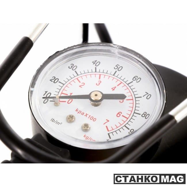 Denzel Компрессор автомобильный DС-20 (12 В, 7 атм., 35 л/мин)