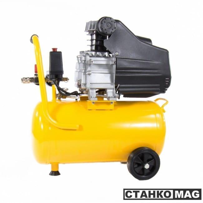 Denzel Компрессор воздушный PC 1/24-205 (1,5 кВт, 206 л/мин, 24 л)