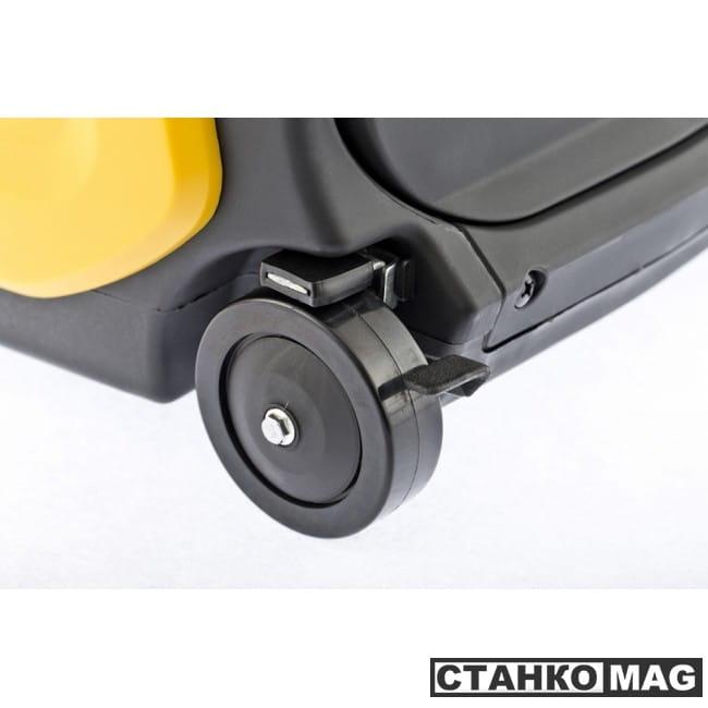 Denzel Генератор инверторный GT-3500i X-PRO (3,5 кВт, 220В, цифровое табло, бак 7 л, ручной старт)