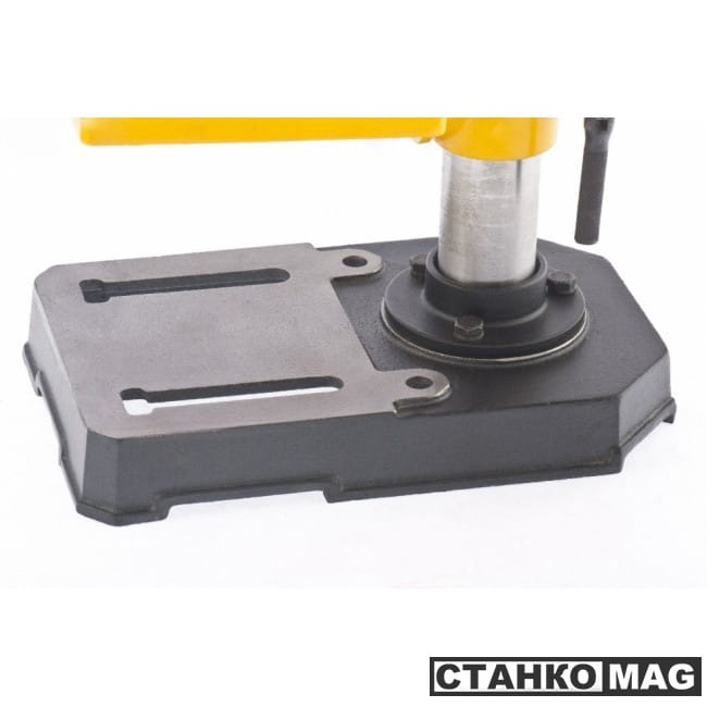 Denzel Станок сверлильный DDM-350-5 (13 мм, 5 скоростей)