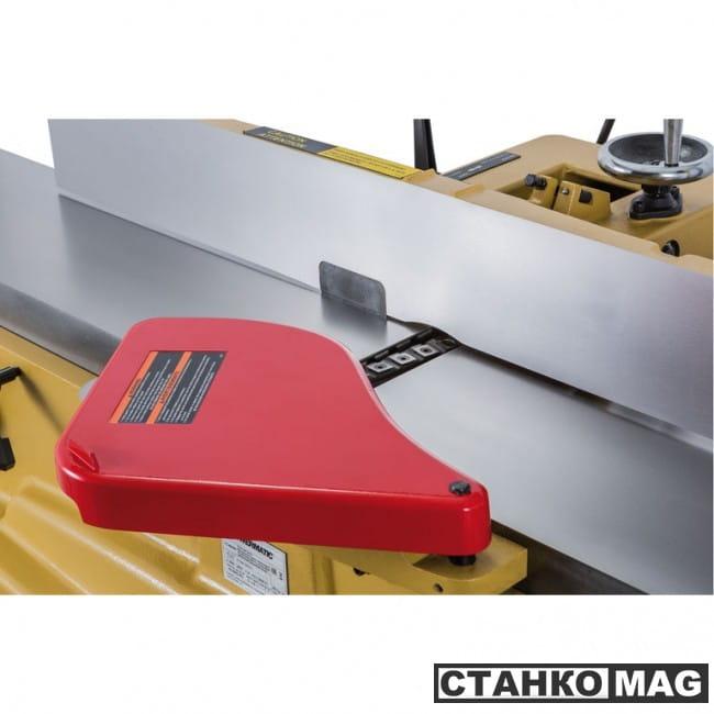 Jet PJ-882HH 380V Фуговальный станок Powermatic с ножевым валом «helical»