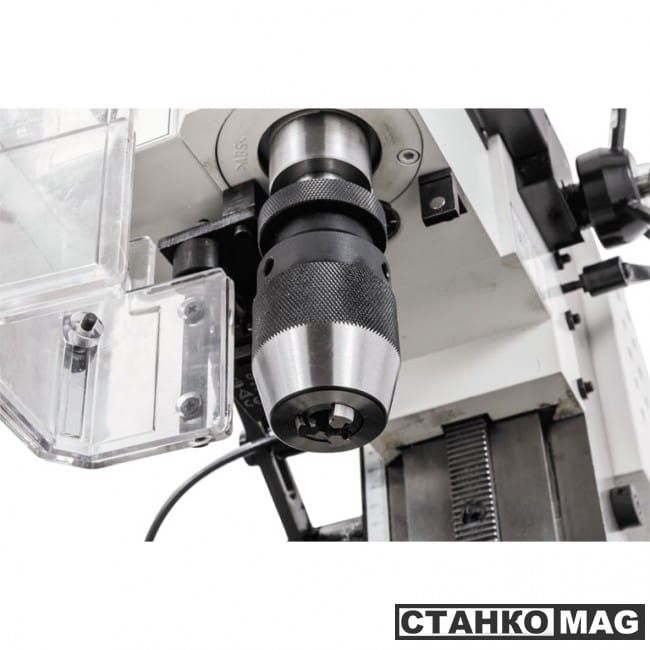 Настольный токарно-фрезерный станок Jet BD-10DMA