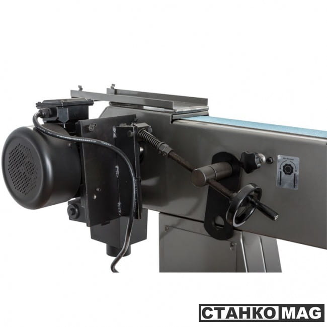 Ленточный шлифовальный станок Jet DSAN4-3
