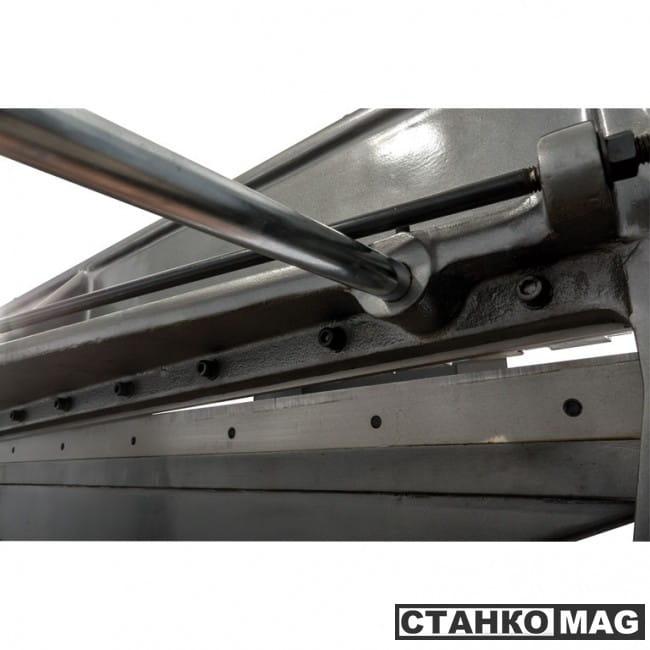 Ножная гильотина по металлу Jet FS-1652J