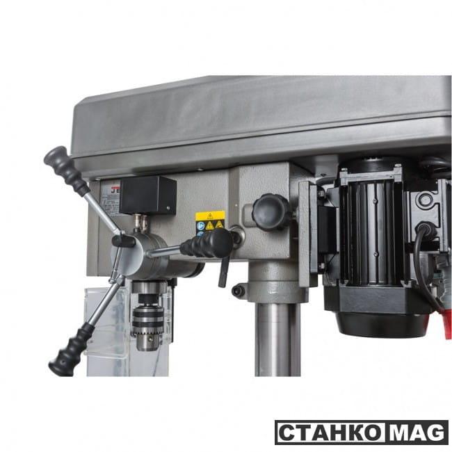 Настольный сверлильно-резьбонарезной станок Jet IDTP-16