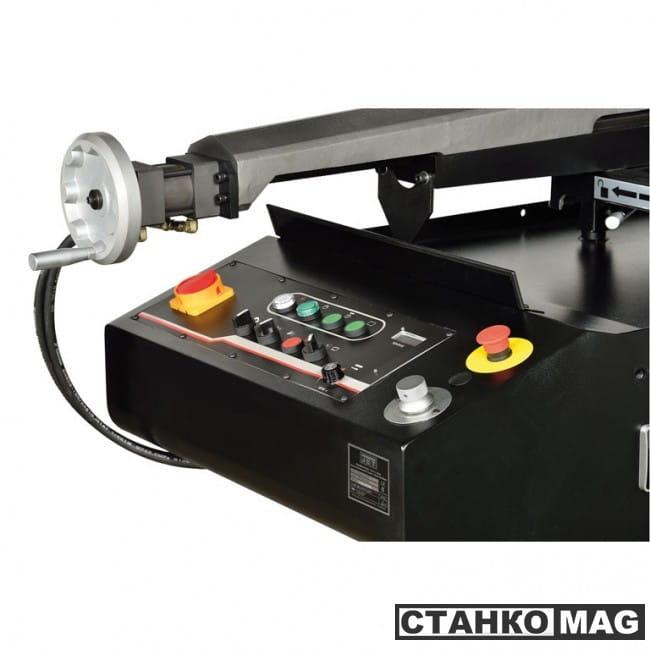 Полуавтоматический ленточнопильный станокJetELITE EHB-270DGSVIP