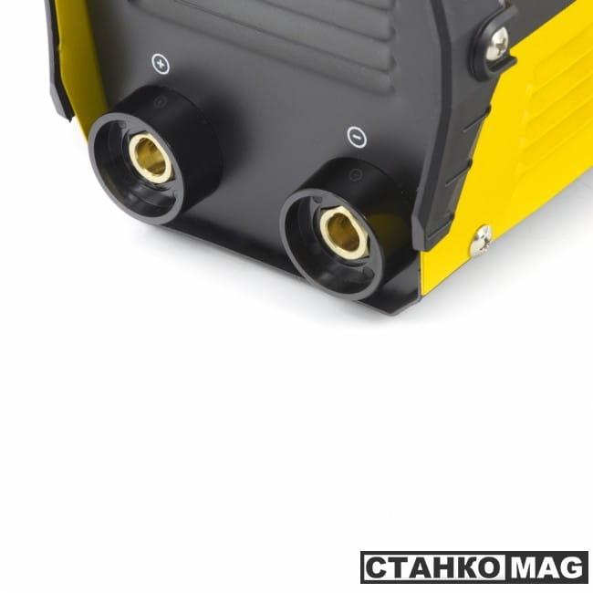 Denzel Аппарат инвертор. дуговой сварки DS-200 Compact (200 А, ПВ 70%, диам.эл. 1,6-5 мм)