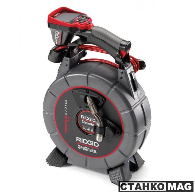 SeeSnake microDrain D30 40783 в фирменном магазине RIDGID