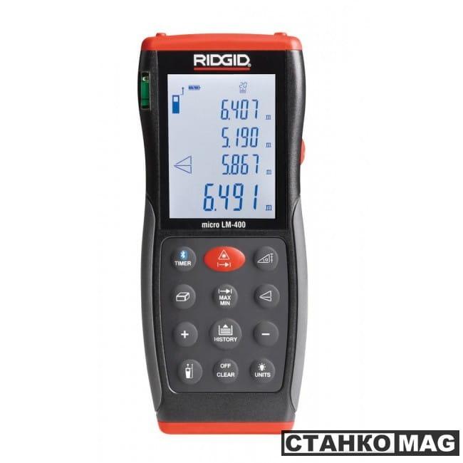 micro LM-400 36813 в фирменном магазине RIDGID