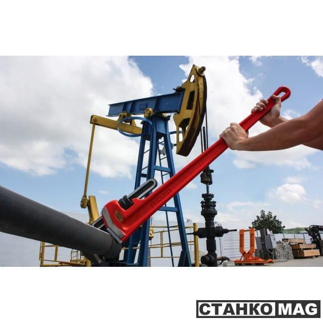 Ключ прямой трубный для тяжелых работ RIDGID 12