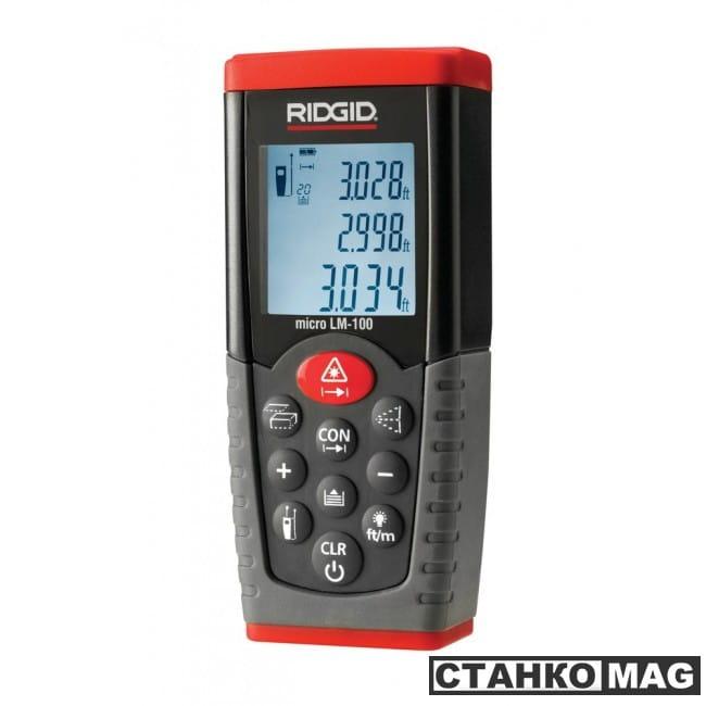micro LM-100 36158 в фирменном магазине RIDGID
