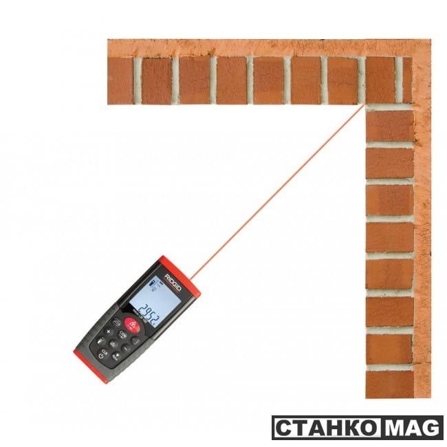 Дальномер лазерный RIDGID micro LM-100