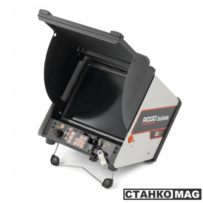 Монитор RIDGID SeeSnake CS10 без аккумулятора и зарядного устройства