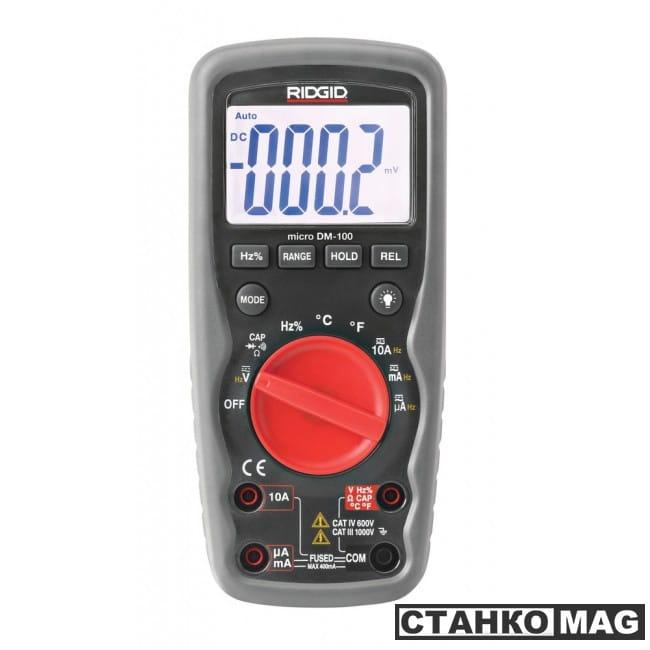 micro DM-100 37423 в фирменном магазине RIDGID