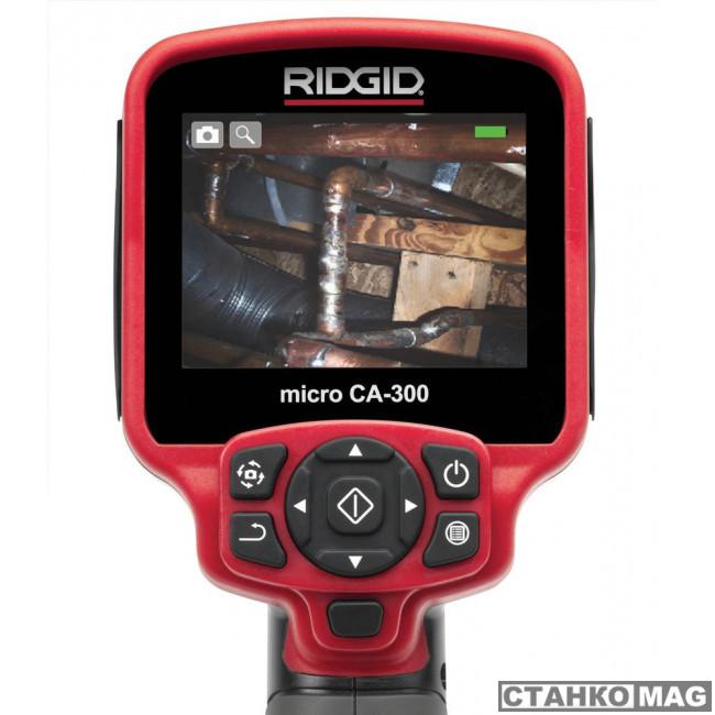 Камера для видеодиагностики беспроводная RIDGID SeeSnake micro CA-330