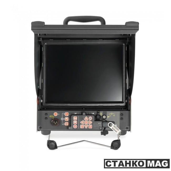 Монитор RIDGID SeeSnake CS10 с 2 аккумуляторами и зарядным устройством