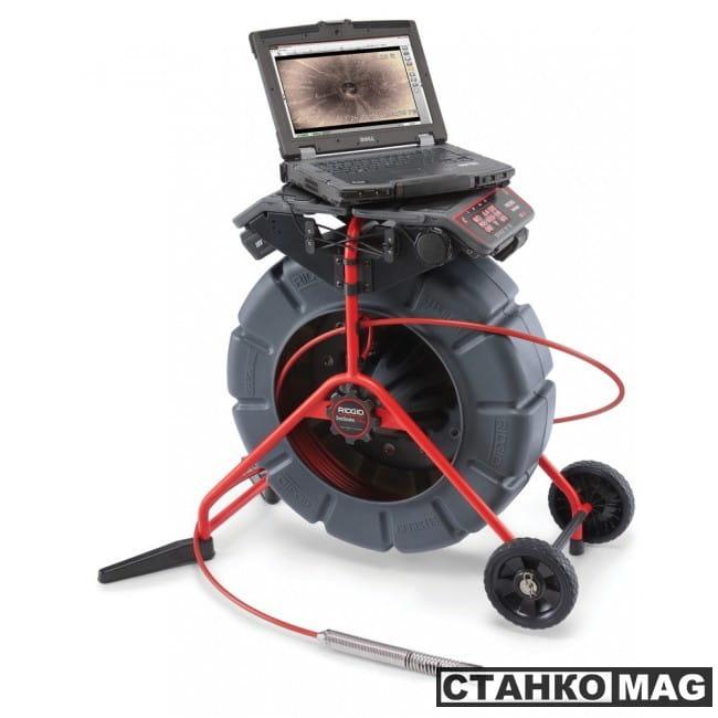 Интерфейс цифровой для ноутбуков RIDGID SeeSnake LT1000M с аккумулятором и зарядным устройством