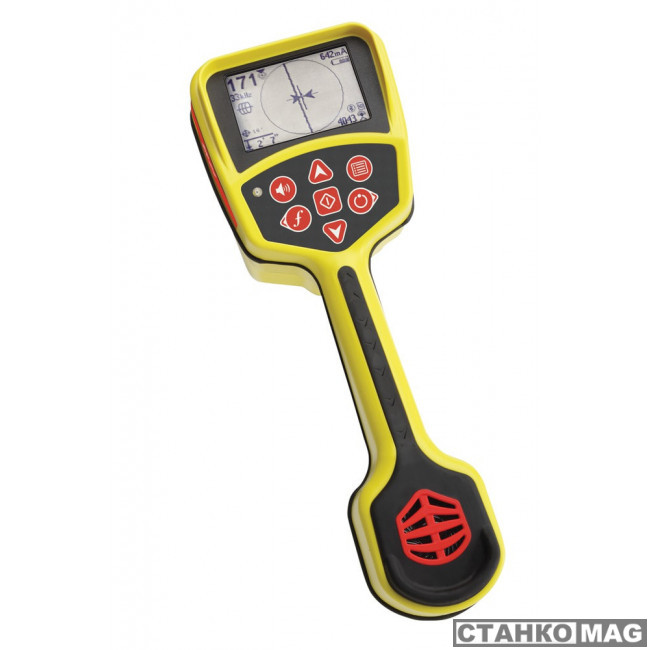 Трассоискатель RIDGID SeekTech SR-24 с Bluetooth и GPS
