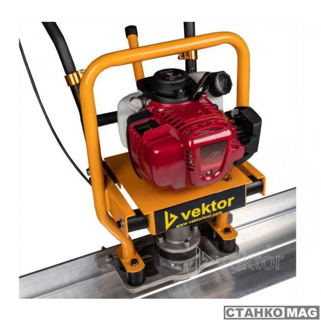 Привод к виброрейке Vektor VSG-2.5N (Двигатель Vektor)