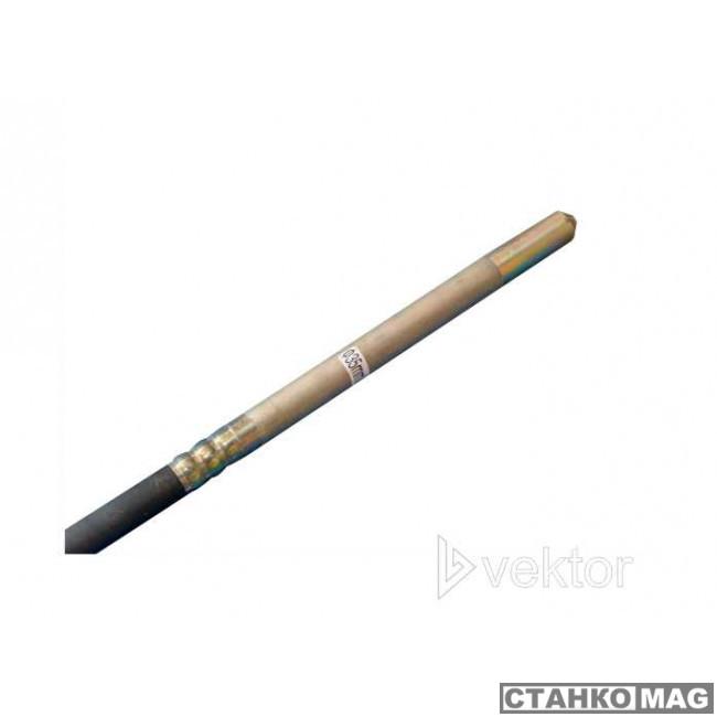 Гибкий вал Vektor с наконечником для Vektor-35H/220B (2 м)
