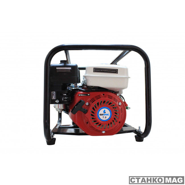 Мотопомпа для грязной воды Vektor GIDRIC 80D
