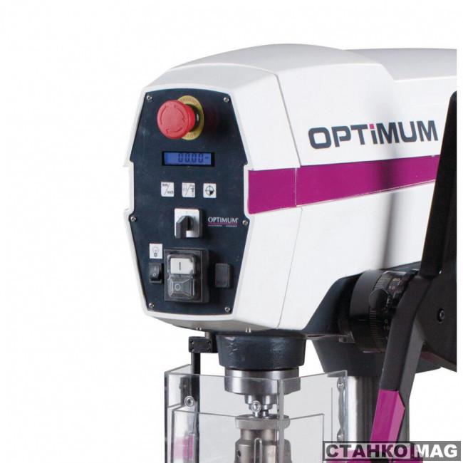 Вертикально-сверлильный станок OPTIMUM OPTIdrill DP 26-T (230 V)