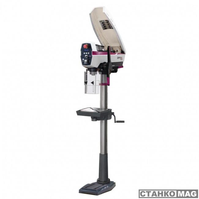 Вертикально-сверлильный станок OPTIMUM OPTIdrill DP 26-F (400 V)