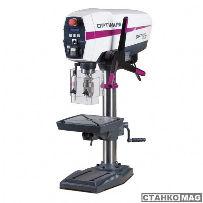 DP 26-T (400 V) 3020625T в фирменном магазине OPTIMUM
