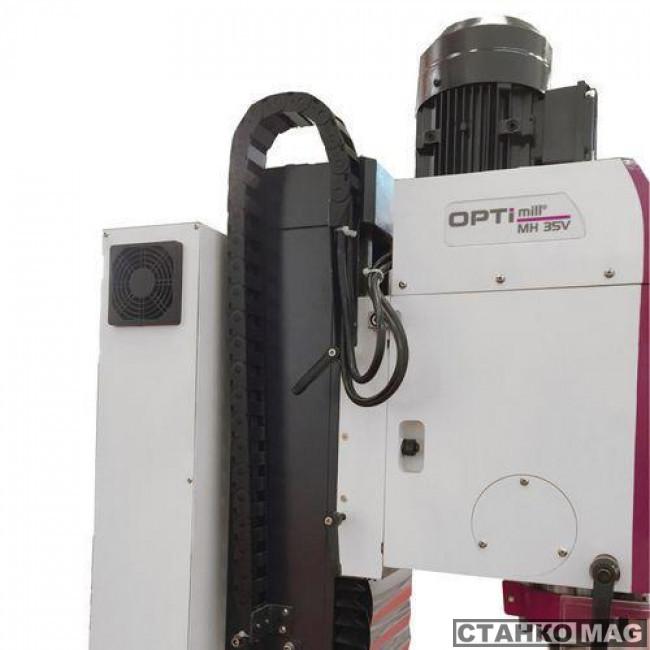 Прецизионный сверлильно-фрезерный станок OPTIMUM OPTImill MH 50 G