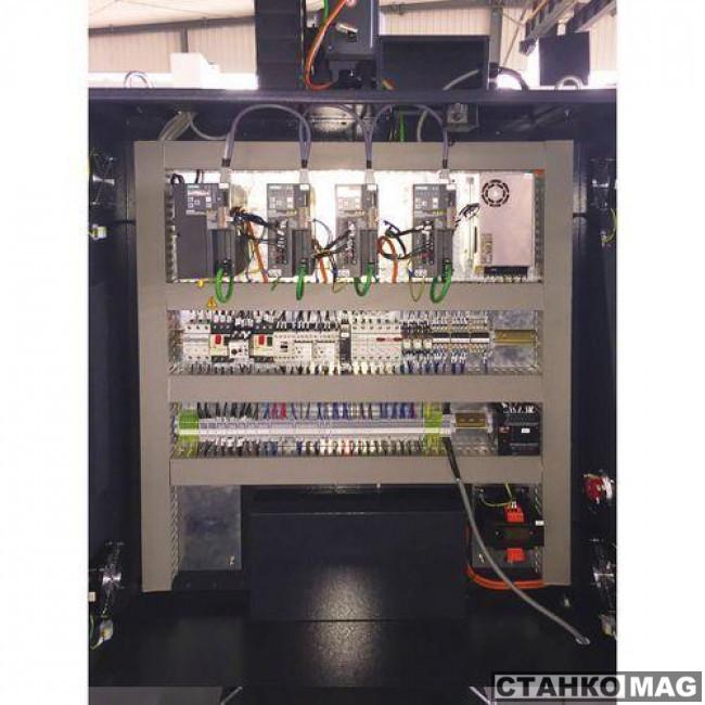 OPTIimill F 80 3-осевой обрабатывающий центр с ЧПУ Sinumerik 808D ADVANCED
